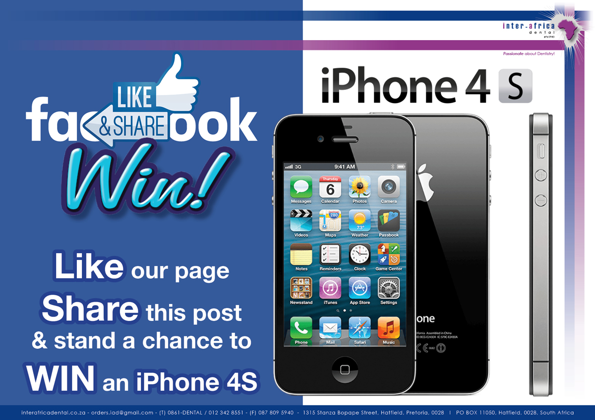 Facebook-iPhone-Competion