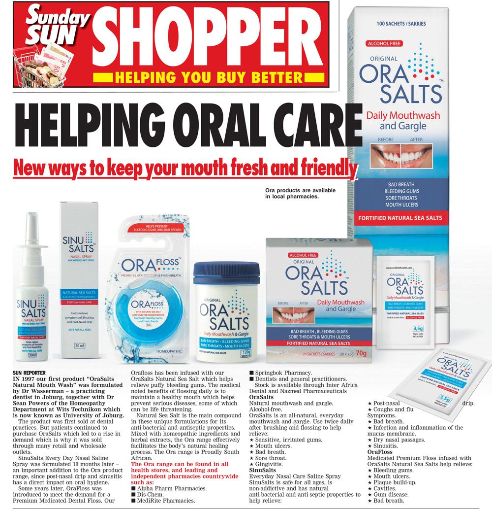 OraLink Health | Dental Supplier South Africa - Inter Africa Dental
